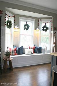 25 best ideas about bay window decor on pinterest bay With window bench seat for a sweet living room