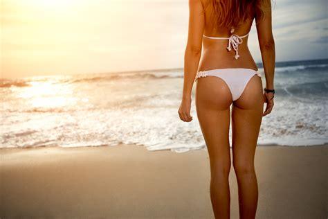 Bikini Girl - Custom Wallpaper