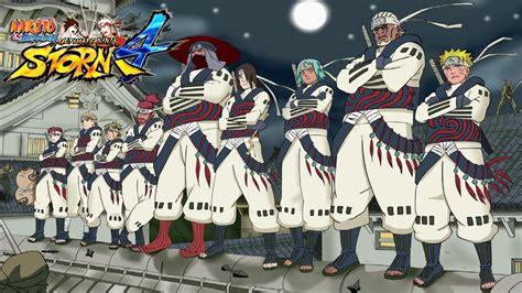 naruto shippuden ultimate ninja storm  event le plan