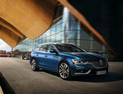 renault talisman new renault talisman estate detailed in 98 images