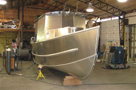 Used Welded Aluminum Boats For Sale In Florida by Westerner 2510 Classic Welded Aluminum Boat Boat
