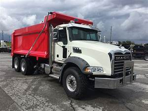 2017 MACK GU813 FOR SALE #284959