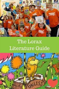 Reading Guide For  U201cthe Lorax U201d With Activities And