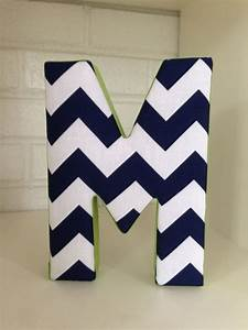 17 best images about my initials on pinterest initials With navy blue wall letters