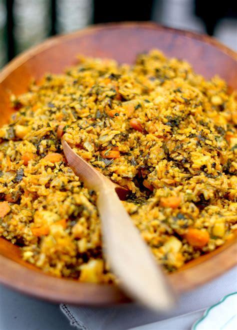 tunisian spinach rice recipe keeprecipes  universal