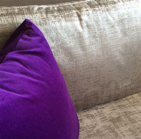 grands coussins pour canapé coussins sur mesure pour banc et banquette
