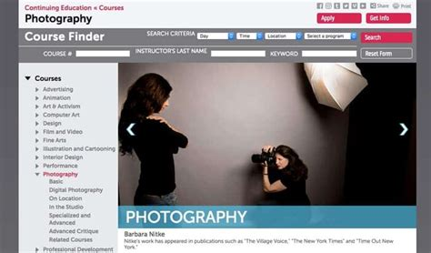 discover     photography courses  great