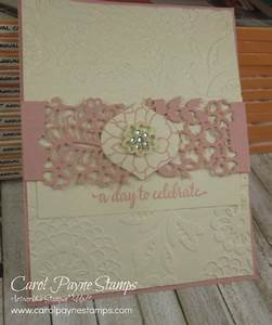 1000 images about wedding cards on pinterest stamping With handmade wedding invitations stampin up