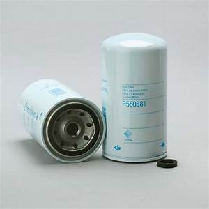 Donaldson Fuel Filter Spin