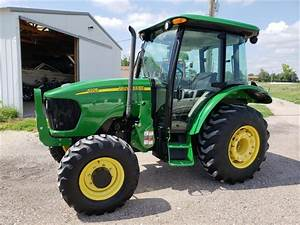 John Deere 5225 Utility Tractor Maintenance Guide  U0026 Parts List