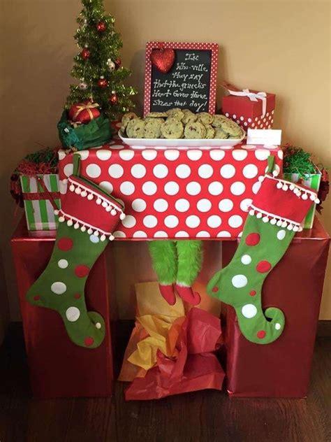grinchmas decorations grinchmas cookie exchange ideas