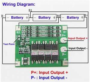 Cargadores   Pcb Para 3 Bater U00edas Li