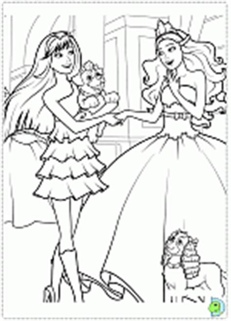 barbie   princess   popstar coloring pages dinokidsorg