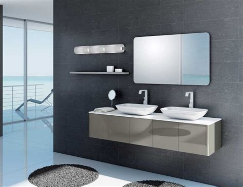 mastella dress   modern designer bathroom vanity  lacquer