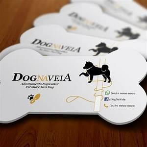 Criação de Logo e Cartao de Visita Para Animais
