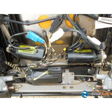 systeme u siege moteur electrique siege avant chauffeur ford mondeo