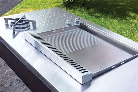 cuisiner au gaz ou à l électricité plaques de cuisson à gaz ou à l 39 électricité en acier inox
