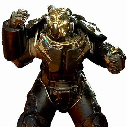 Fallout Paint Power Armor Skin Atomic