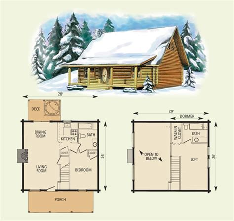 floor plans for a 10 x 16 cabin home design and decor
