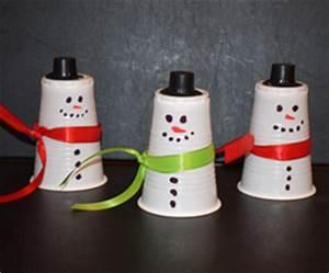 Basteln Mit Plastikbechern : schneemann aus plastik oder pappbechern basteln ~ Watch28wear.com Haus und Dekorationen