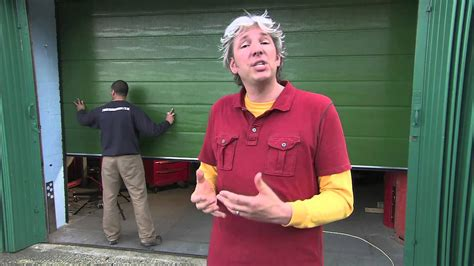 Camber Garage Doors With Edd China Youtube