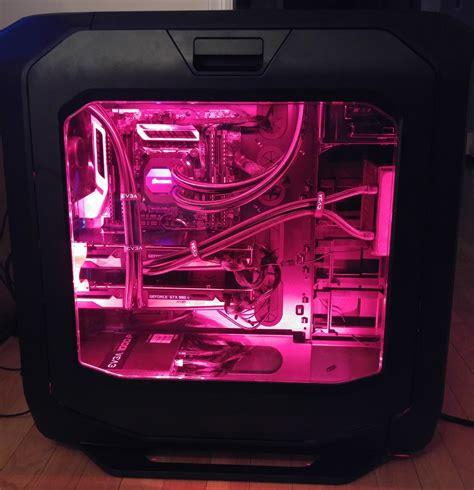 pc case lighting guide dave 39 s rgb 4k gaming pc the tech buyer 39 s guru