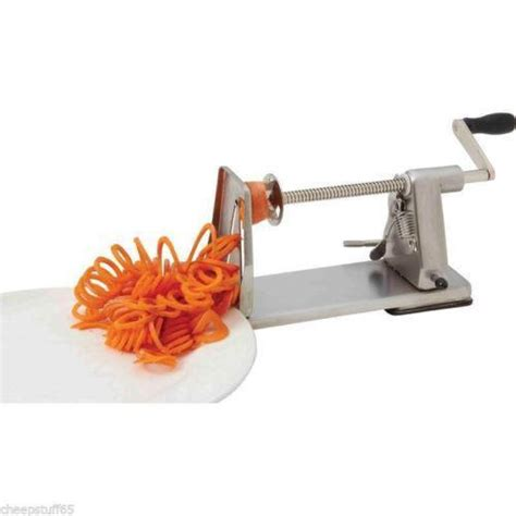 commercial fry cutter curly fry cutter ebay