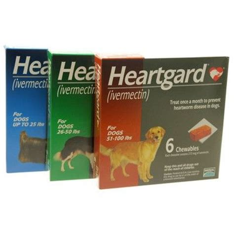 ivermectin for dogs heatgard chewables dog heartworm vetrxdirect pharmacy