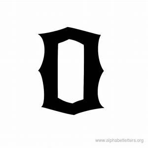Download Printable Gothic Letter Alphabets | Alphabet ...