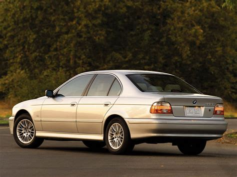 1998  2003 Bmw 5series (e39)  Picture 30697 Car