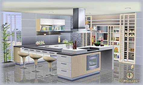 sims kitchen ideas objnoora simc don formfunction kitchen sims 3