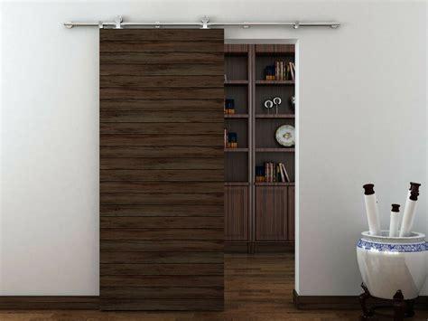 Modern Barn Doors by Basora European Modern Stainless Steel Wood Sliding Barn