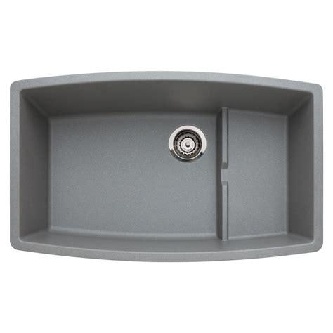 shop blanco performa 19 5000 in x 32 in metallic gray