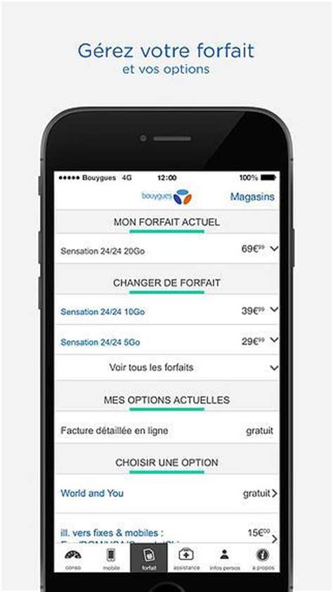 bouygues telecom si鑒e télécharger espace client mobile bouygues telecom logicielmac com