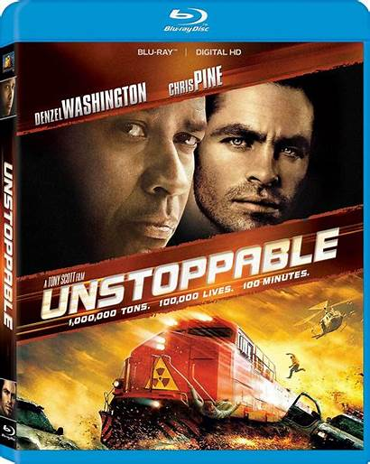 Unstoppable Blu Ray Bluray Release Dvd 720p