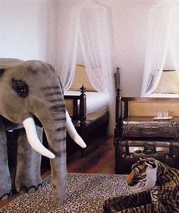Wildlife And Animal Print Themed Nursery