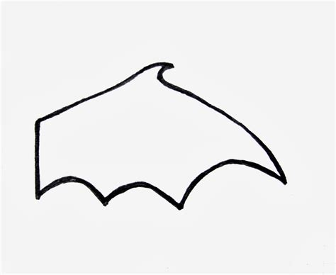 bat wing template gothically yours bat flower pot or anything else you would use it for d