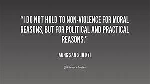 Quotes About Non Violence. QuotesGram