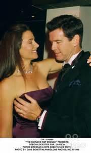 Pierce Brosnan Wife Keely Shaye Smith
