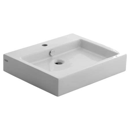 american standard porcelain kitchen sink american standard 0621 001 020 white studio 22 quot vessel 7443