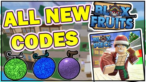 Blox fruits codes | updated list. ALL NEW BLOX FRUIT CODES ON ROBLOX! All New Working Blox ...