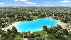Crystal lagoon under construction in Prosper is boosting ...