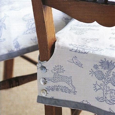 tuto housse de chaise diy dining chair slipcover no sew woodworking projects