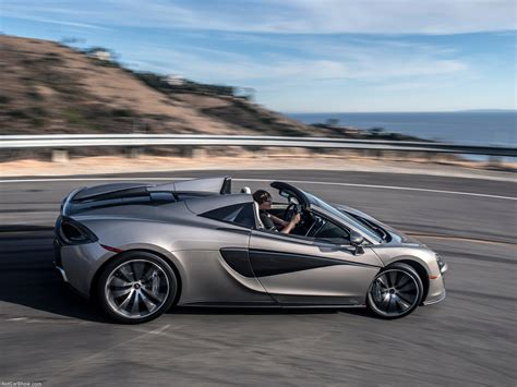 Mclaren 570s Photo by Mclaren 570s Spider Photos Photogallery With 104 Pics