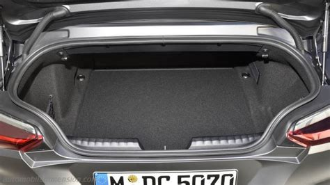 bmw   dimensions boot space  interior