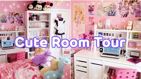 My Kawaii Princess! Magical Girl! Disney! Room Tour 2015