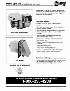 Ruud G37-200 Manuals