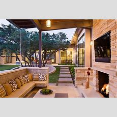 20+ Outdoor Living Room Designs, Decorating Ideas Design