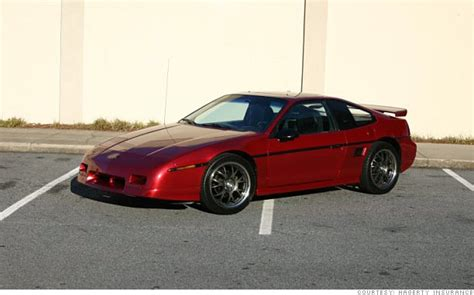 10 dirt cheap collectible cars - 1986-88 Pontiac Fiero GT ...