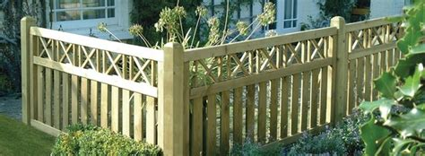 Different Types Of Garden Fences-page Of
